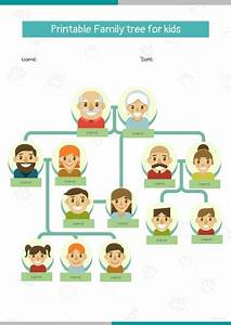 24  Family Tree Examples In Ms Word