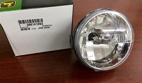 deere dual beam headlight for xuv and gators