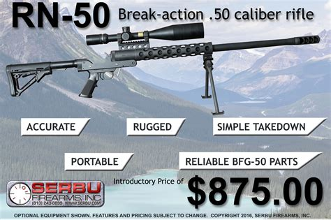 Cheap 50 Bmg by Serbus Firearms Into Offer On The Rn 50 50 Bmg Rifle