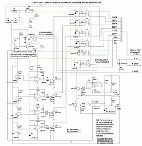 Power Stabilizer Circuit