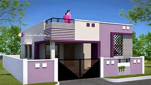 House Design Simple Low Cost - YouTube