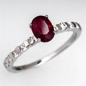 ruby engagement rings the perfect engagement rings for With wedding ring with ruby