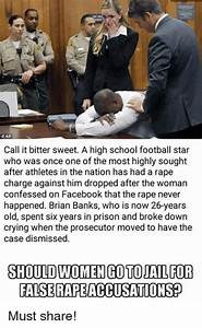 Brian Banks Brock Turner Spent 5 Years In Prison For Plead