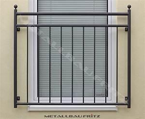 franzosischer balkon 52 02 metallbau fritz With französischer balkon mit garten wetterstation metall
