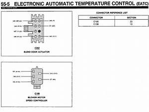 I Need An A  C Control Head Wiring Diagram For A 93 Lincoln