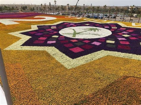 Saudi Arabia Regains World Record For Largest Carpet Of Flowers How Do U Get Candle Wax Off Carpet Manchester Uk Can I Use Underlay For Engineered Wood Flooring Cleaning Machine Repairs Perth J B Carpets Of Walmley Ltd Latex Paint Out Mass Lottery Red Vip Club World Class Millions To Rid Milk Smell From Car