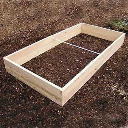 cedar raised garden bed kit cedar raised bed garden bed kits 4 x8