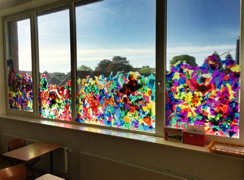 Fensterdekoration Weihnachten Schule by Fensterdeko Fr 195 188 Hling Grundschule Deneme Ama 231 Lı