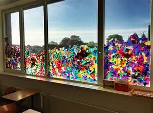 Frühlingsdekoration Ideen Fürs Fenster : fenster deko ideen fr hlingsdeko basteln pictures to pin on pinterest ~ Orissabook.com Haus und Dekorationen