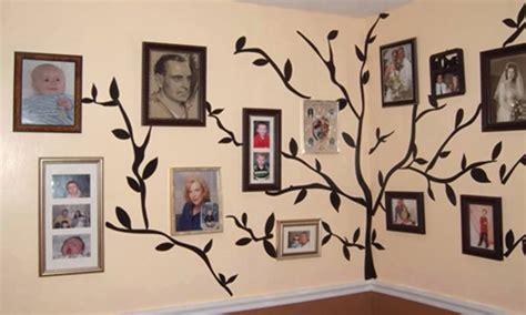 diy family tree wall art decor beesdiycom