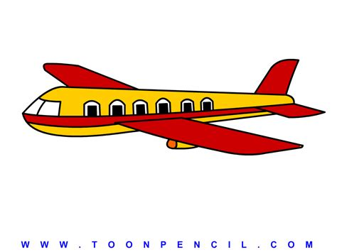 Free Airplane Drawing For Kids Download Free Clip Art