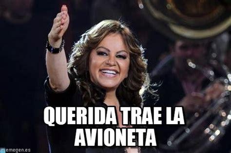 Jenni Rivera Memes - querida trae la avioneta jenni rivera meme en memegen