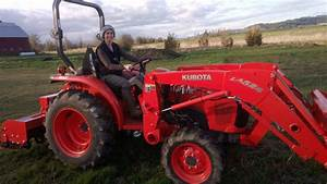 U3010kubota L3800 U3011tractor Price Attachments Specs And Review