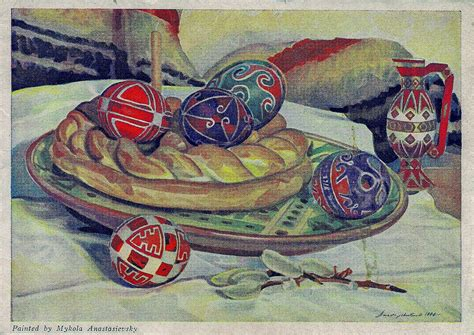 rooted  eastern europe pysanky  bit  family history