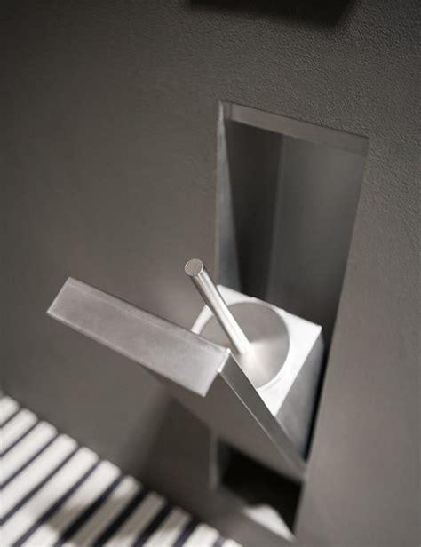 candana sesamo recessed toilet brush