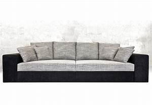 Big Sofa Microfaser : big sofa wahlweise in xl oder xxl kaufen m bel depot ~ Indierocktalk.com Haus und Dekorationen