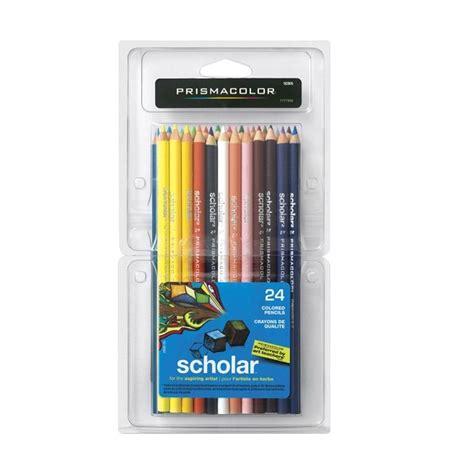 prismacolor scholar colored pencils jual prismacolor scholar 24 colored pencil sets
