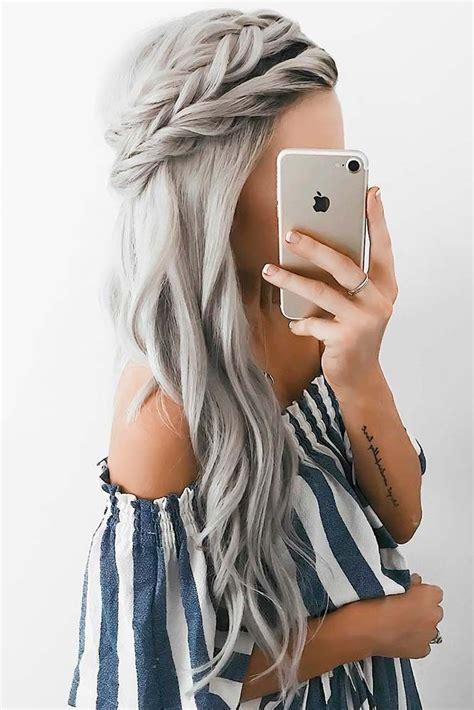 cute hairstyles    date hairstyles long