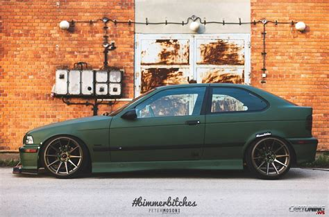 Tuning BMW 3 Compact E36