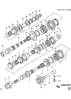 online service manuals 1994 pontiac firefly navigation system pontiac firefly 3 speed manual transmission 4 speed manual transmission 5 speed manual