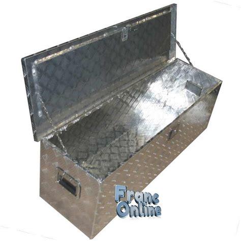 coffres aluminium erd 233 coffre de rangement en aluminium 124 cm