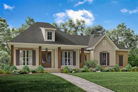style house plans 3 bedrm 1900 sq ft acadian house plan 142 1163