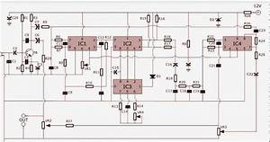 Echo Chamber Schematic Diagram  U00ab Audio Circuit