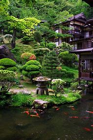 Japanese Japan Garden