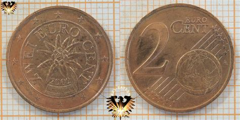 euro cent oesterreich  nominal