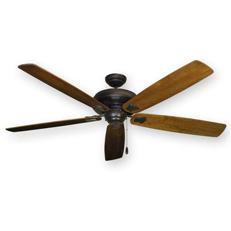 72 inch ceiling fans with lights rubbed bronze 750 series tiara ceiling fan 72 quot by