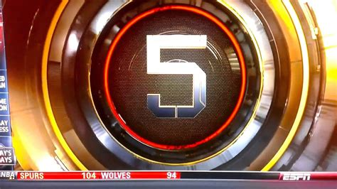 Sportscenter Top 10 Plays Youtube