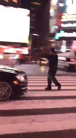 Times Square Hit And Run by Nypd Identifies Two Suspects In Times Square Hit And Run
