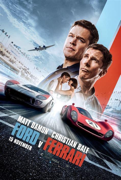 Biglaw legal innovation can learn a lot from ford vs ferrari. Ford v Ferrari DVD Release Date   Redbox, Netflix, iTunes, Amazon