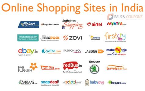 List Of Top 10 Online Shopping Sites In India 2017