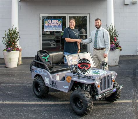 jeep mini mini jeep awarded at second annual boo b q cape gazette