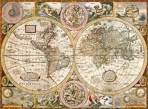 Alte Weltkarte Poster : weltkarte antik alte karte hobbyshop menta ~ Markanthonyermac.com Haus und Dekorationen
