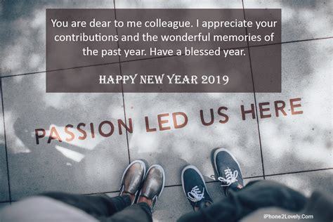 happy  year  wishes  boss  colleagues