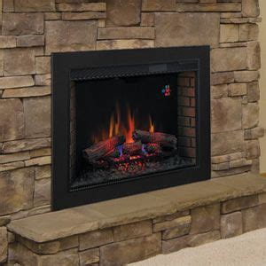 ClassicFlame 33 in SpectraFire Fireplace Insert & Flush