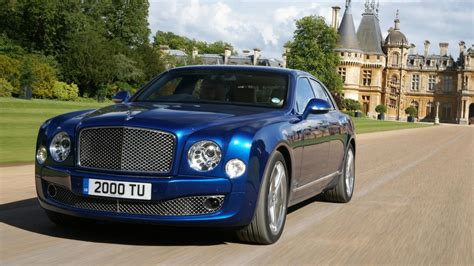 Bentley Mulsanne Review  Top Gear