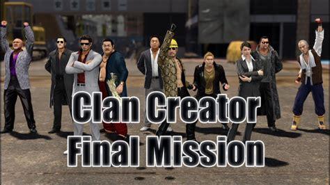 yakuza kiwami  clan creator final mission youtube