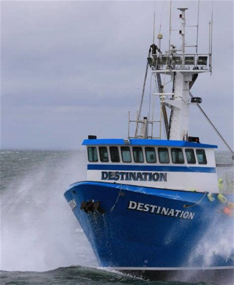 Destination Fishing Boat bering sea crab fishing boat destination and crew missing