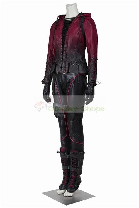 Custom Cheap Arrow Season 4 Thea Queen Speedy Full Cosplay Costume In Arrow Thea Queen Speedy ...