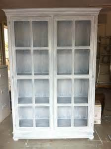 White Bookcase Cabinet by Lilies For Kate Antique White Bookcase Cabinet