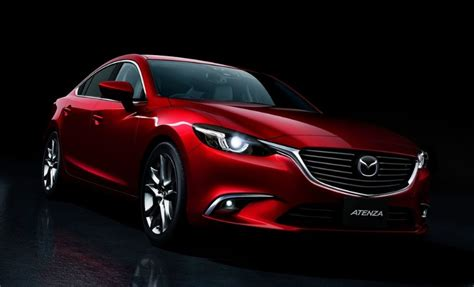 2017 Mazda 6 Price Review Design Changes Engine