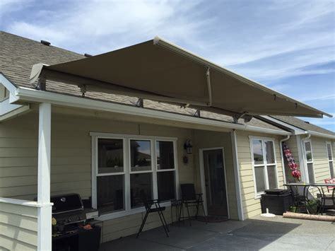 retractable awnings northwest shade