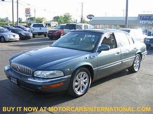 Purchase Used 2004 Buick Park Avenue Navigation Heated