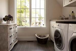 Sloped ceiling design decor photos pictures ideas for Laundry room paint colors benjamin moore
