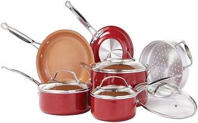 top   ceramic cookware sets reviews