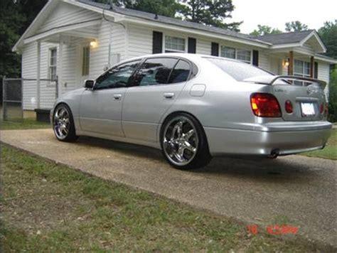 Al 1998 Lexus Gs400 For Sale