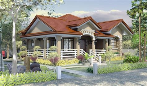 home design ideas 12 house with colored theme roofing bahay ofw